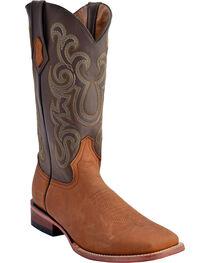 Ferrini Men's Maverick Western Boots - Square Toe , , hi-res
