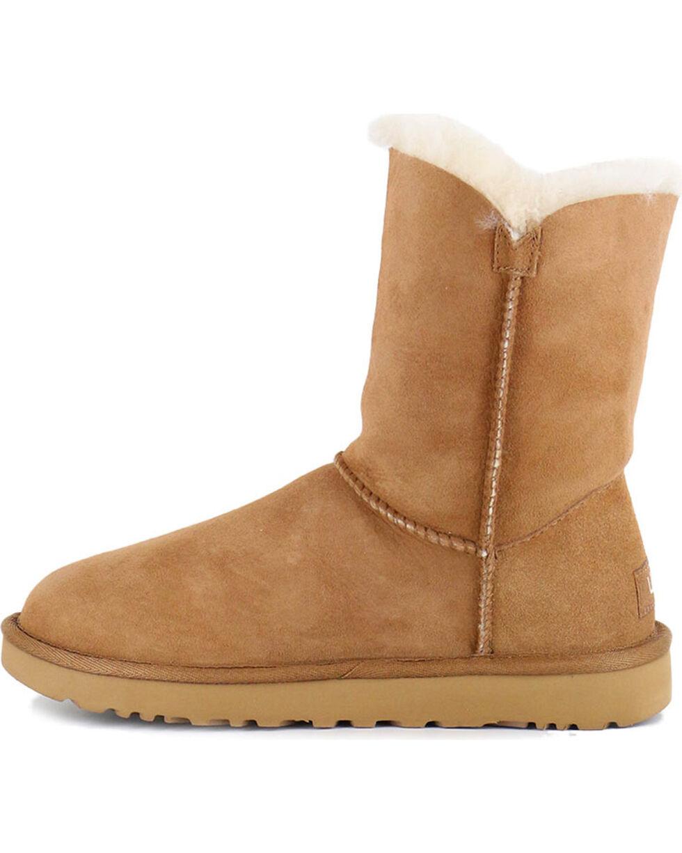 UGG® Women's Keely Boots, Chestnut, hi-res