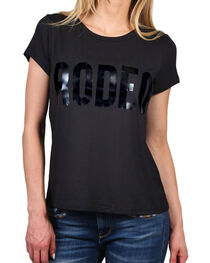 Luna Chix Women's Rodeo Graphic Tee, , hi-res