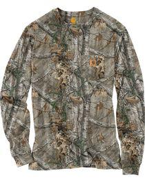 Men's Realtree Xtra® Camo Long-Sleeve T-Shirt, , hi-res