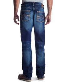 Ariat Men's Caldwell Roundup M5 Straight Leg Jeans, , hi-res