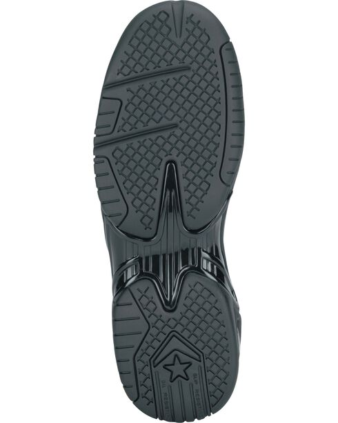 Reebok Men's Tyak High Performance Hiker Work Boots - Composition Toe, Tan, hi-res