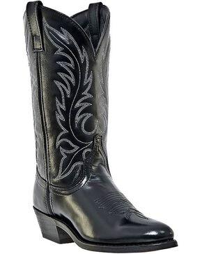 Laredo Women's Kadi Western Boots, Black, hi-res