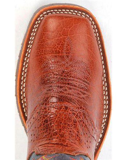 Double-H Men's ICE Roper Boots, Brandy, hi-res