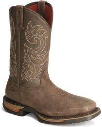 Rocky Men's Long Range Steel Toe Western Boots, , hi-res