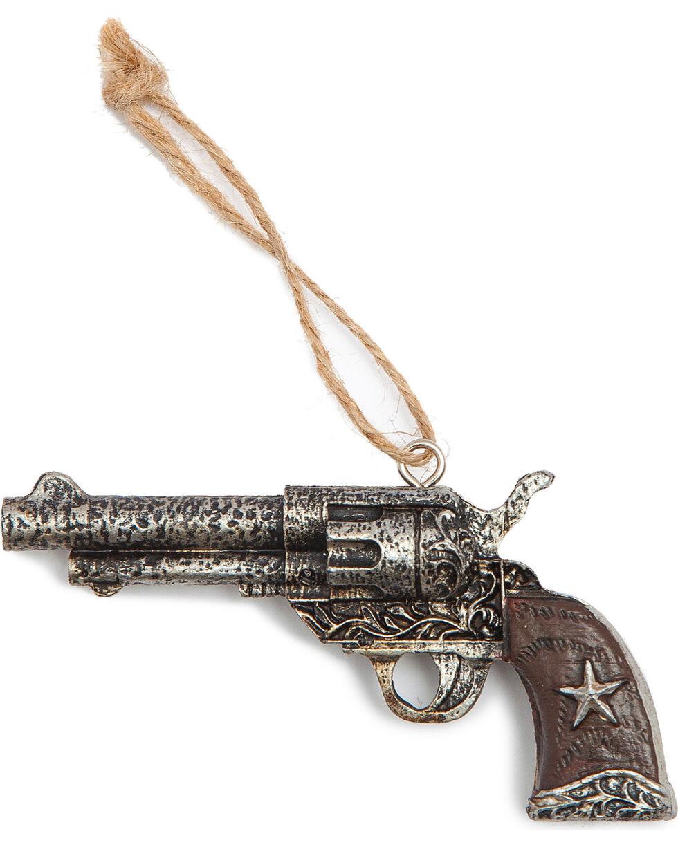 BB Ranch Western Pistol Ornament, No Color, hi-res