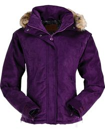 Outback Trading Co. Women's Micro Fleece Coat, , hi-res