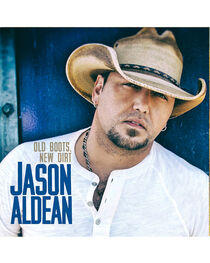 Jason Aldean's Old Boots, New Dirt CD, , hi-res