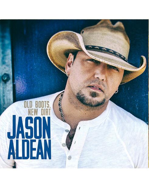 Jason Aldean's Old Boots, New Dirt CD, No Color, hi-res