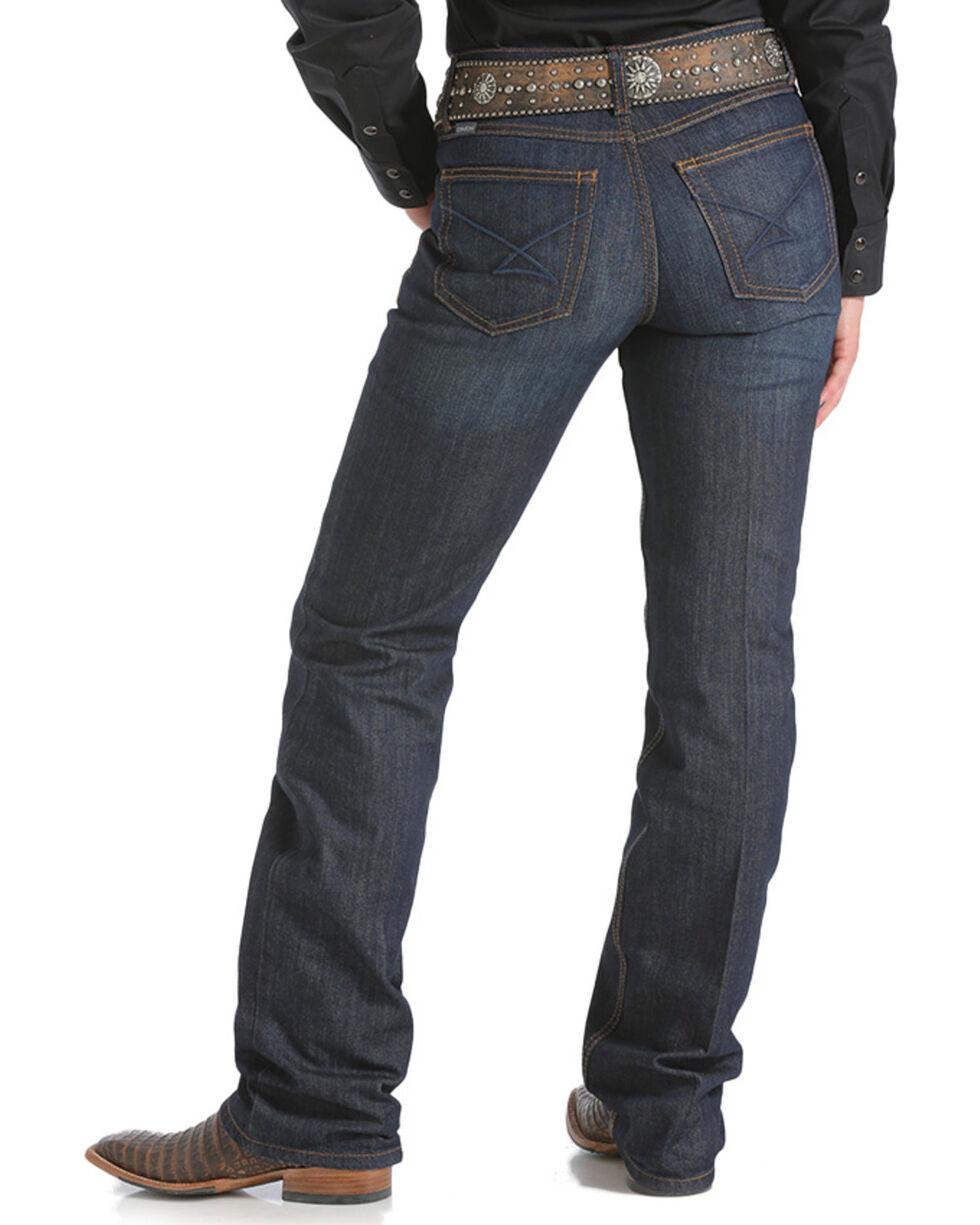 Cinch Women's Indigo Jenna Relaxed Fit Jeans, Indigo, hi-res