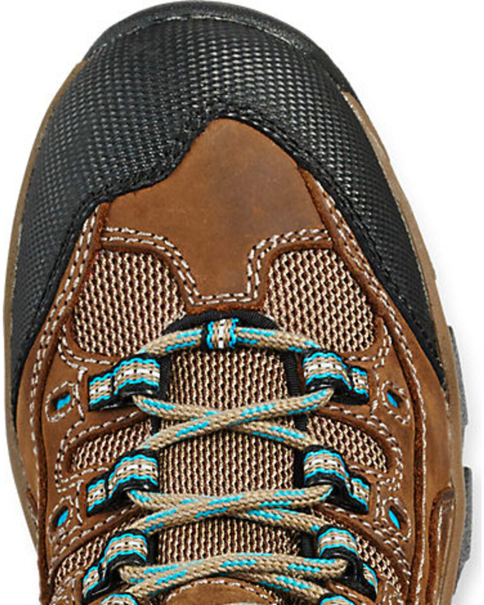 Irish Setter by Red Wing Shoes Women's Two Harbors Hiker Work Boots - Soft Toe , Brown, hi-res