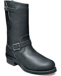 Chippewa Men's Odessa  Engineer Boots - Steel Toe, , hi-res