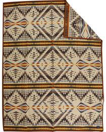 Pendleton Pattern Robe Blanket, , hi-res