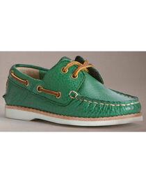 Frye Boys' Sully Boat Shoes, , hi-res