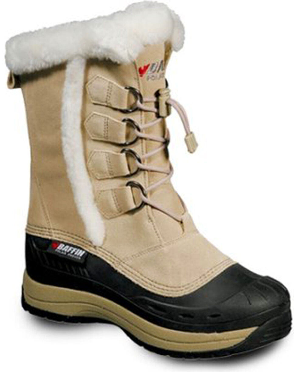 Baffin Women's Chloe Snow Boots, Sand, hi-res