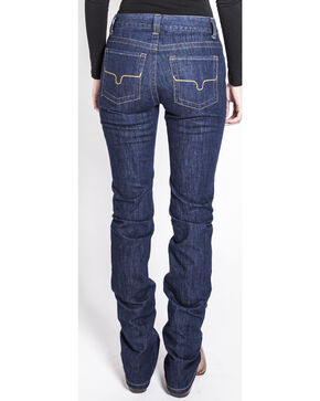 Kimes Ranch Women's Betty Modest Boot Cut Jeans, Indigo, hi-res