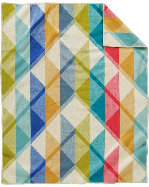 Pendleton Serrado Throw Blanket, Multi, hi-res