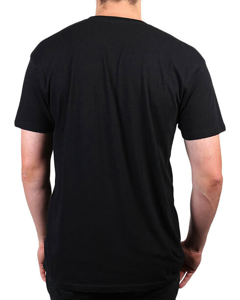 Brothers & Arms Men's American Made T-Shirt, Black, hi-res