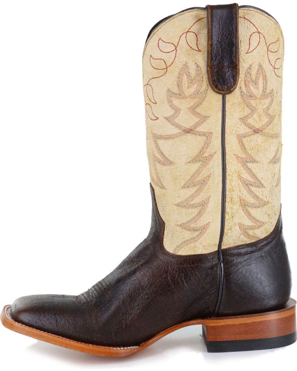 Cody James® Men's Krakatoa Arena Western Boots , Brown, hi-res