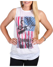 Signorelli Women's Johnny Cash Muscle Tank, , hi-res