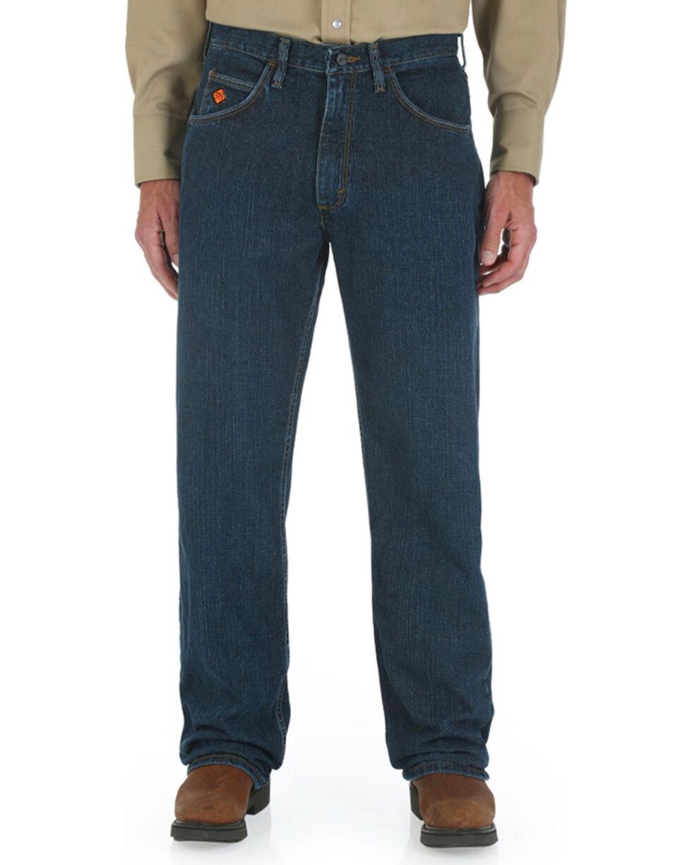 Wrangler 20X Men's FR Extreme Relaxed Fit Jeans, Blue, hi-res