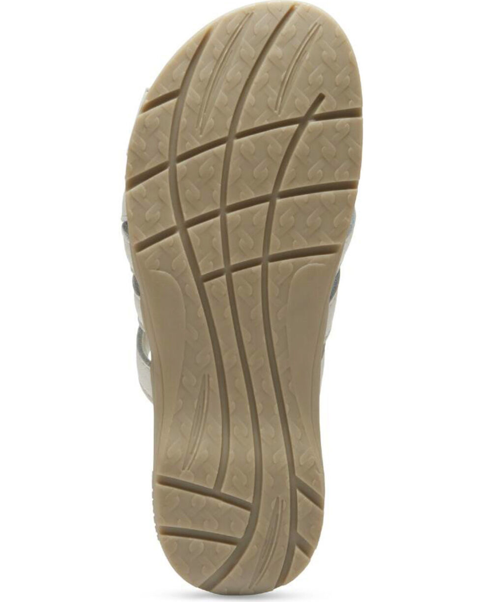 Eastland Women's Stone Hazel Sandals , Natural, hi-res