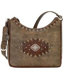 American West Women's Annie's Secret Collection Shoulder Bag, , hi-res