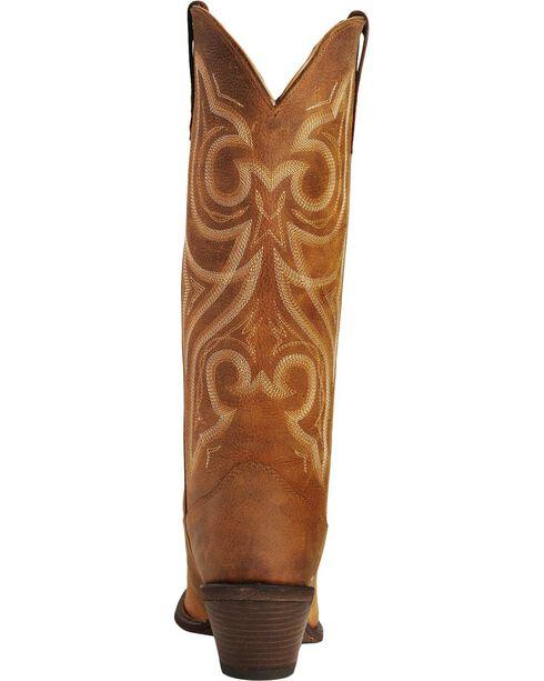 Durango Women's Crush Jealousy Western Boots, Cognac, hi-res