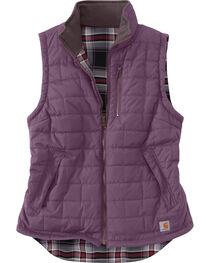 Carhartt Women's Amoret Reversible Vest, , hi-res