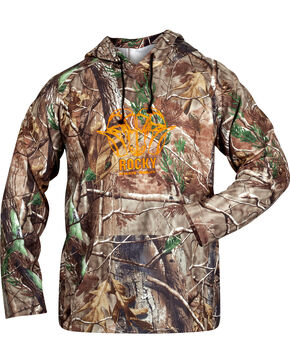 Rocky Athletic Mobility Logo Hoodie, Camouflage, hi-res