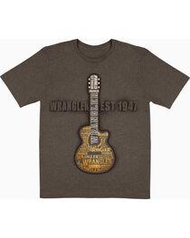 Wrangler Boys' Guitar T-shirt , , hi-res