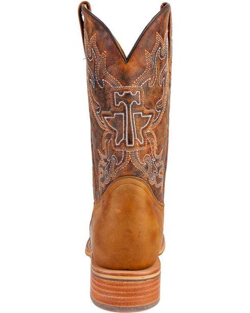 Tin Haul Men's Smokin' Hot Western Boots, Brown, hi-res