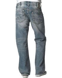 Silver Men's Gordie Loose Fit Jeans, , hi-res