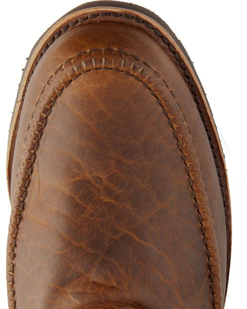 "Chippewa Men's 17"" Moc Toe Snake Boots, Tan, hi-res"