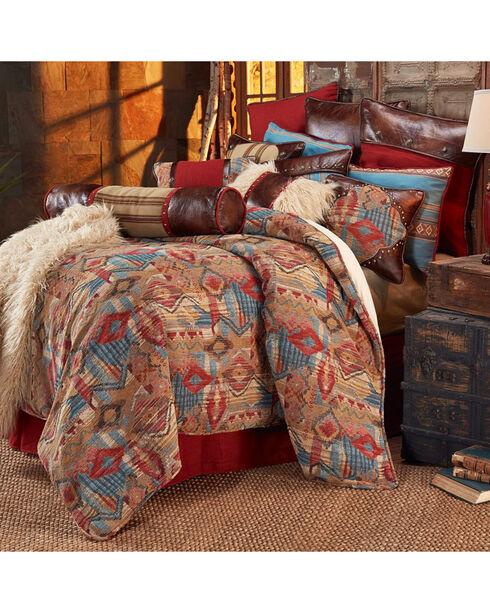 HiEnd Accents Ruidoso Queen 4-Piece Bedding Set, Multi, hi-res