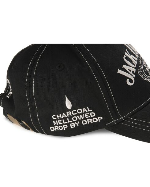 Jack Daniel's Old No.7 Ball Cap, Black, hi-res