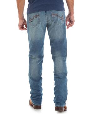 Wrangler Men's 20X No.44 Slim Fit Jeans - Straight Leg , Indigo, hi-res