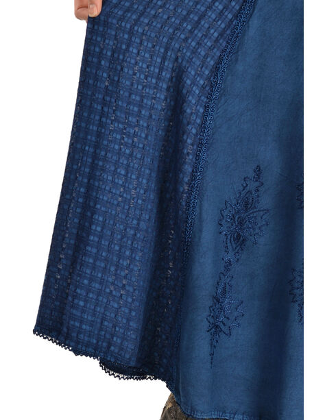 Honey Creek by Scully Women's Maxi Dress, Blue, hi-res
