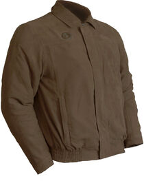 My Core Heated Bomber Jacket, Dark Brown, hi-res