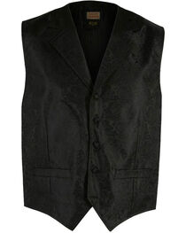 Cody James® Men's Paisley Print Western Vest, , hi-res