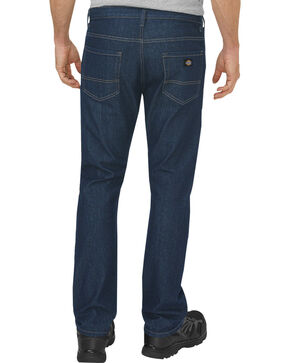 Dickies Men's Flex Regular Fit Tough Max Jeans - Straight Leg, Indigo, hi-res