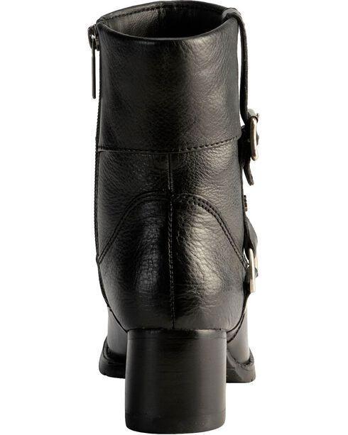 Harley-Davidson Women's Sadie Fashion Fashion Boots, Black, hi-res