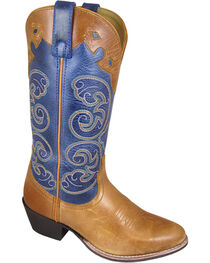Smoky Mountain Women's Alpine Western Boots - Medium Toe , , hi-res