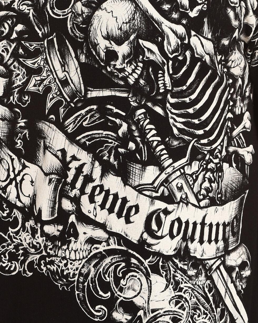 Xtreme Couture Men's Black Arc Angel Tee , Black, hi-res