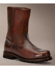 Frye Warren Pull On Boots, , hi-res