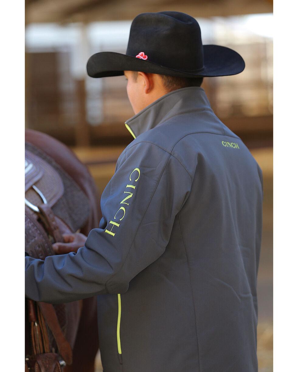 Cinch Men's Grey Concealed Carry Bonded Jacket, , hi-res