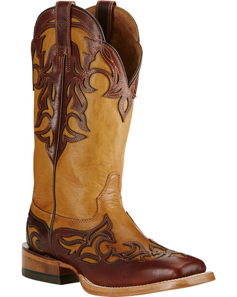 Ariat Women's Cassidy Western Boots, Brown, hi-res