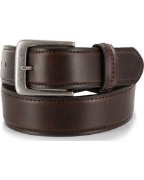 American Worker® Leather Belt, , hi-res