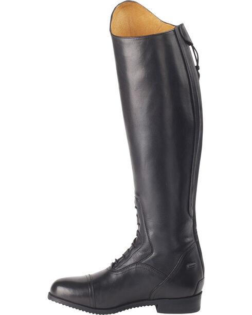 Ovation Women's Flex Field Boots - XX-Wide Calf, Black, hi-res