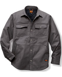Timberland PRO Grey Gridflex Insulated Shirt Jacket , , hi-res